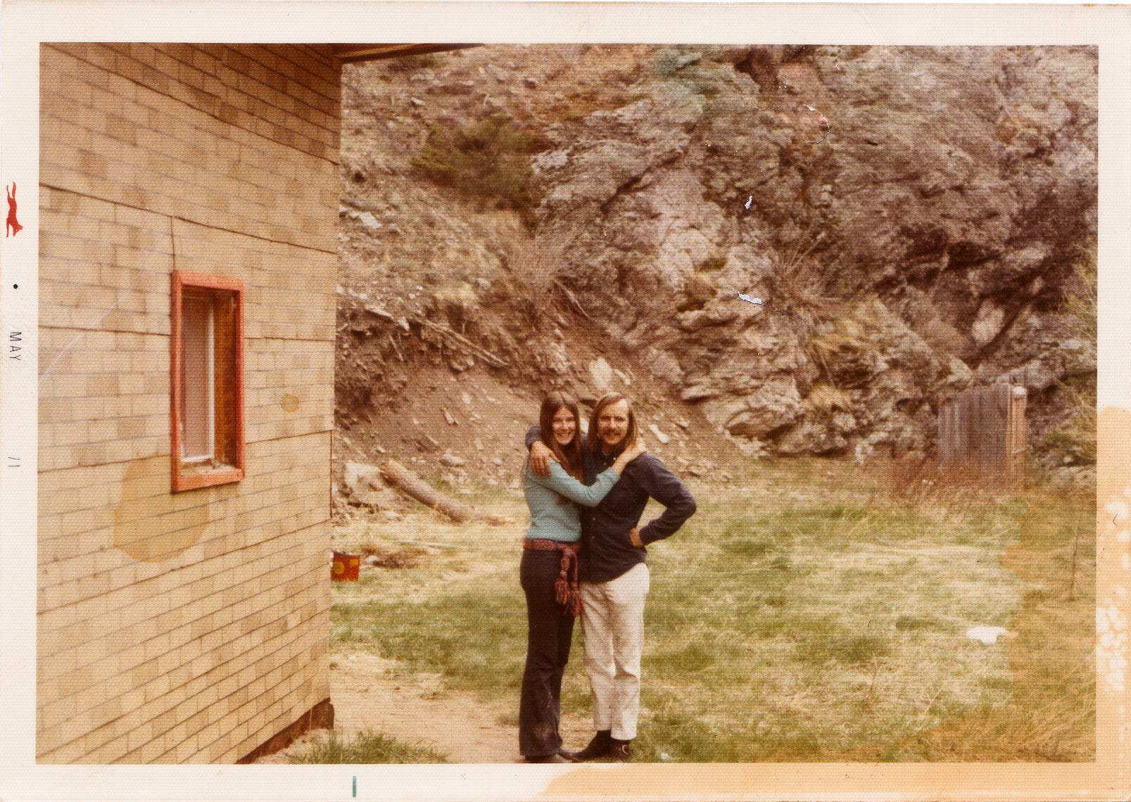 Gayle Engels & Jack Orbin in Colorado