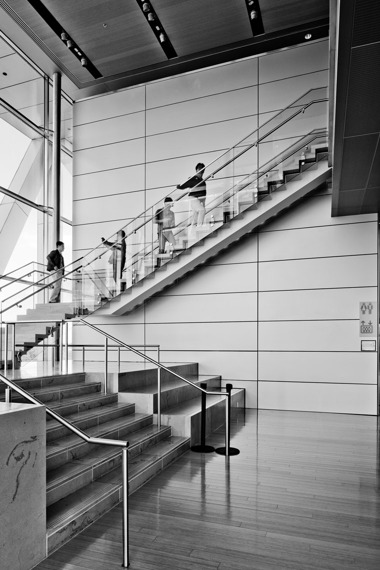 Clinton Presidential Library | Park Street Photography