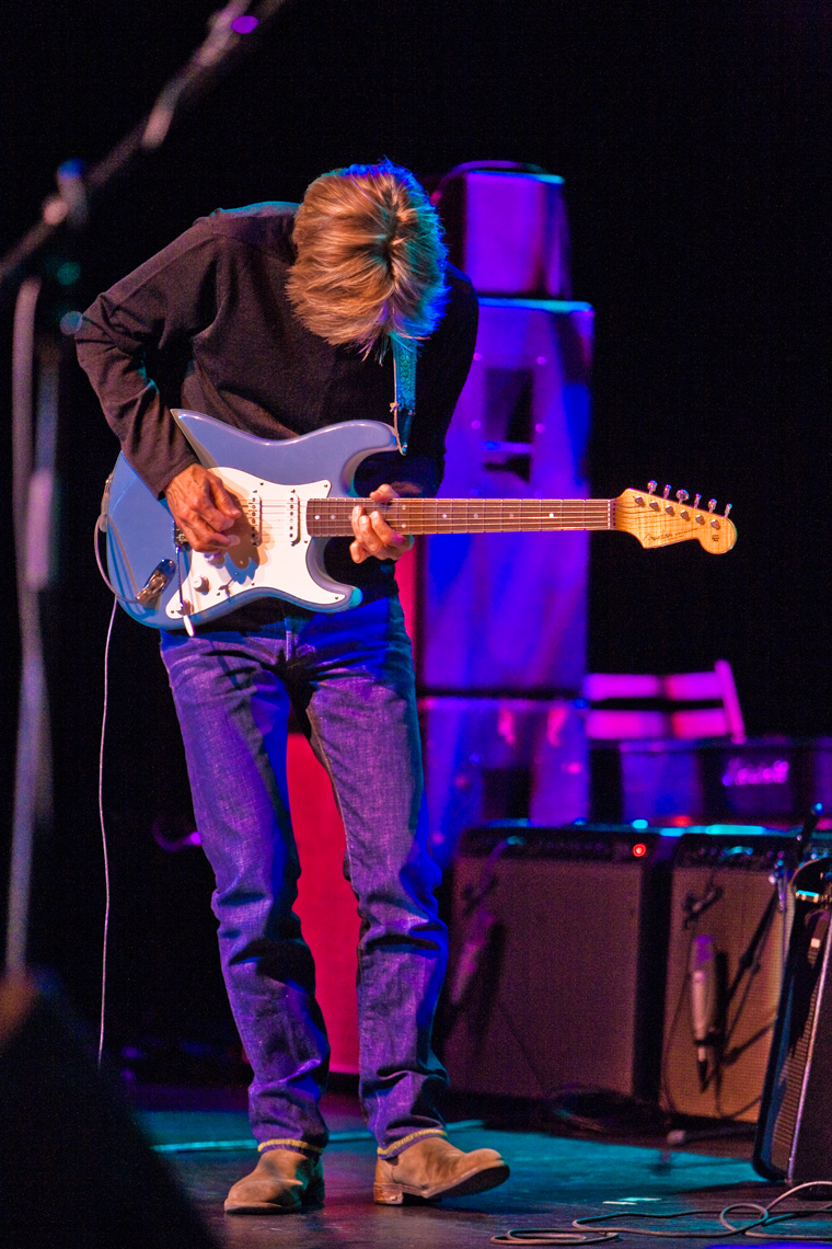 Eric Johnson with Strat | Park Street