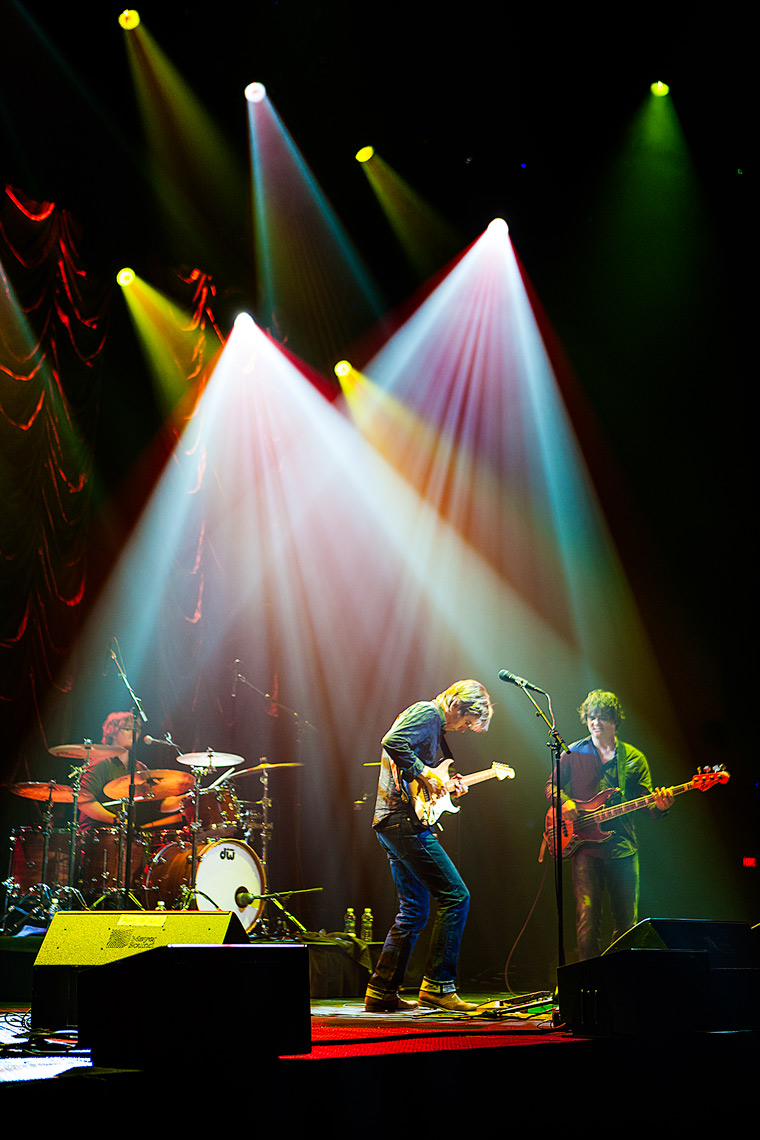 Eric Johnson at Moody Theater | Park Street