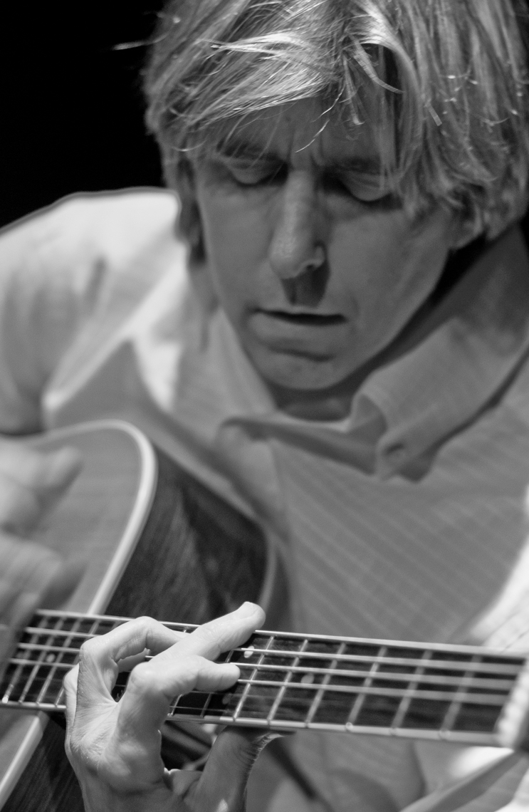 Eric Johnson | Acoustic Guitar | Park Street