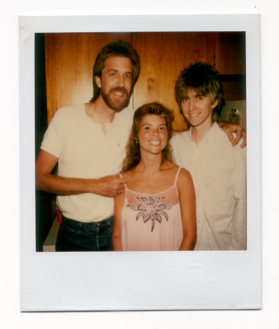 Joe Priesnitz, Susan Griswold, and Eric Johnson