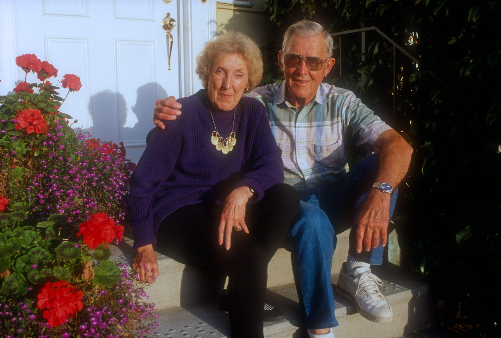 Bill and Eleanor Rudolph