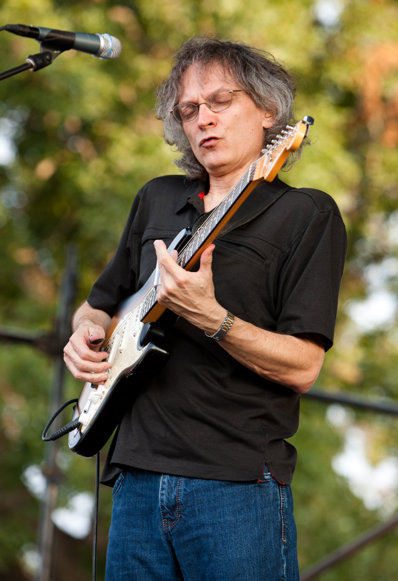 Sonny Landreth in Austin | Park Street Photography