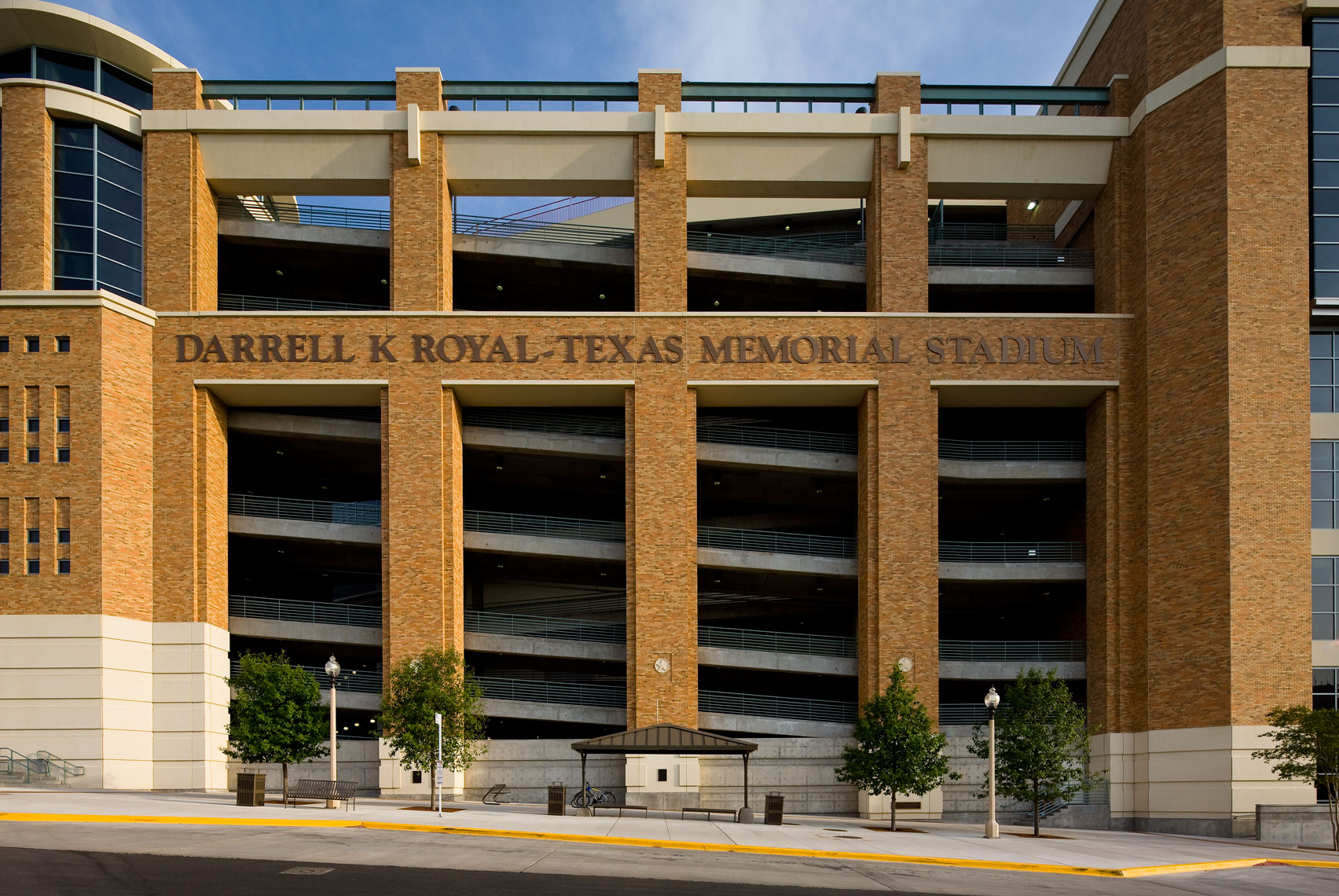 Darryl K. Royal Stadium | University of Texas Austin | Park Street Photography